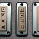 Operator Interface Technology Keypads made with CuVerro Bactericidal Copper